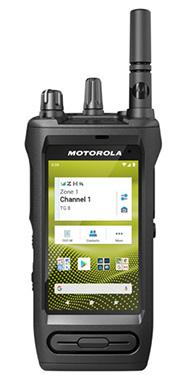 Motorola WAVE PTX Ion