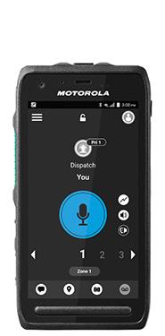 Motorola WAVE PTX LEX L11